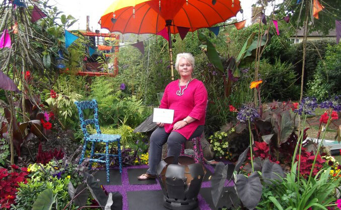 katherine crouch gardener of the decade
