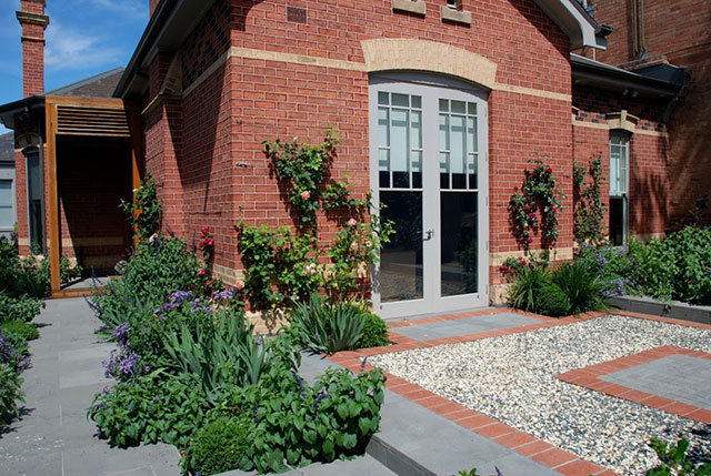 A Residential Garden in South Yarra