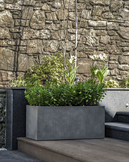 Florence-Lightweight-Concrete-Trough-Planter-H
