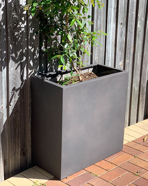 Outdoor Large Moscow Tall Trough Planter